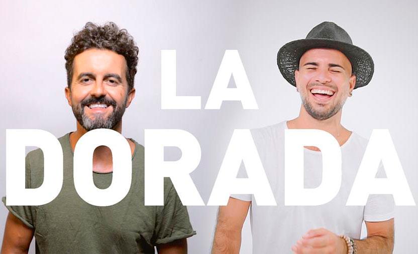 """Estrenamos el clip de """"La Dorada"""" de Arco con Iván Torres (Efecto Pasillo)"""