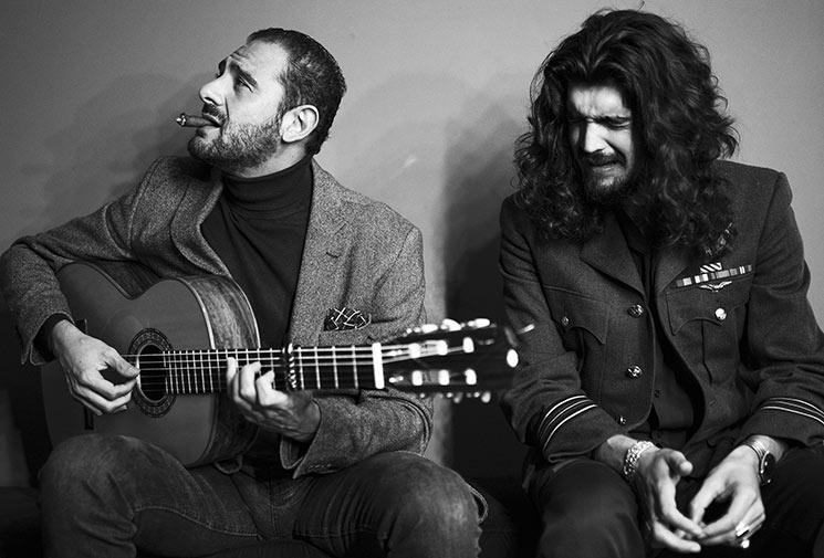 Entrevista-showcase exclusivo de Israel Fernández y Diego del Morao