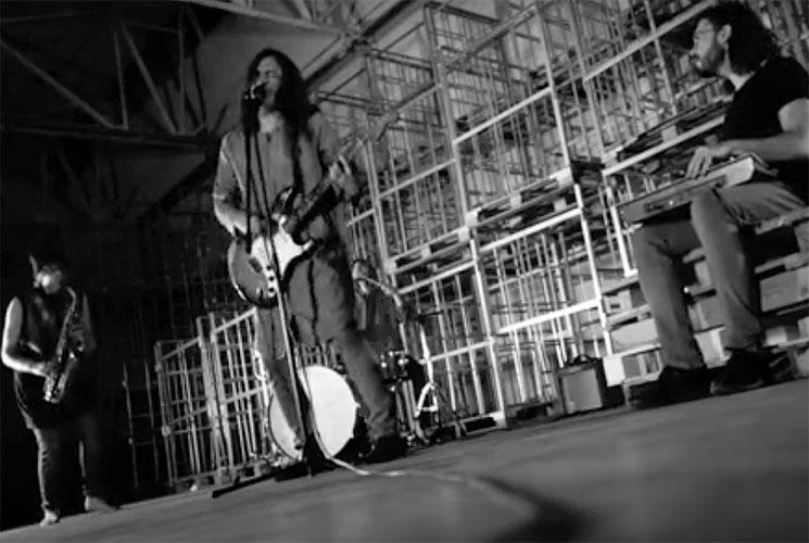 """Estrenamos """"Metonymy Of Sound"""", nuevo videoclip de Johnny B. Zero"""