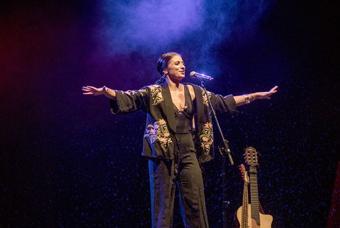 Maria Pelae Flamenco On Fire