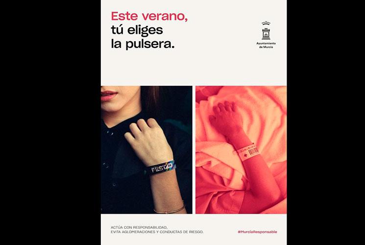 Ayuntamiento de Murcia lanza una desafortunada campaña sobre el ocio