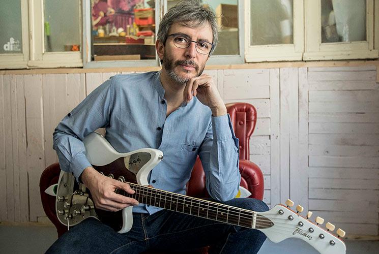 Xoel López inaugurará el Guitar BCN 2021 presentando su nuevo disco