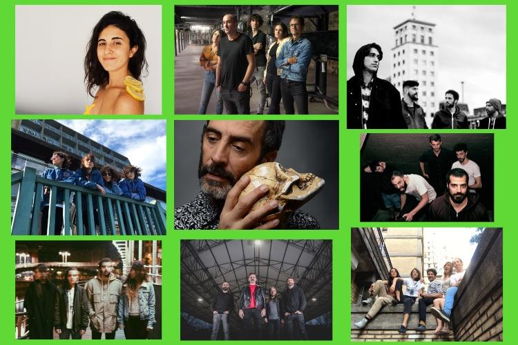 Zarata Express 39/20: Izaro, Melenas, Cobra, Cecilia Payne, Orbel, Amorante...