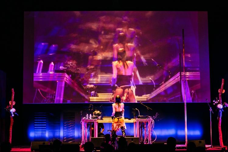 Ya puedes volver a ver los conciertos y actividades de Sónar+D CCCB