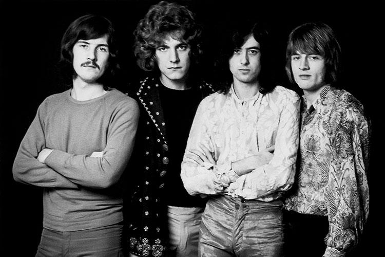 Led Zeppelin hablan sobre la gira de reunión que nunca fue