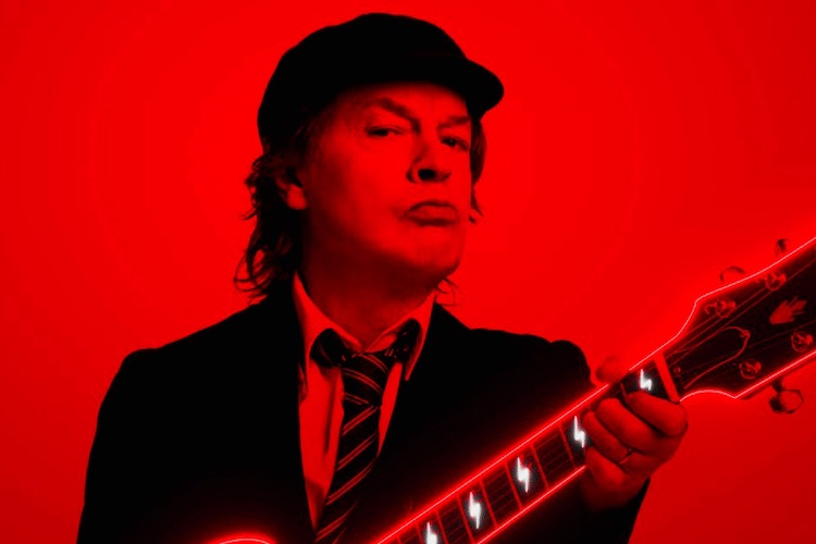 """AC/DC publican el videoclip de su último single, """"Shot In The Dark"""""""