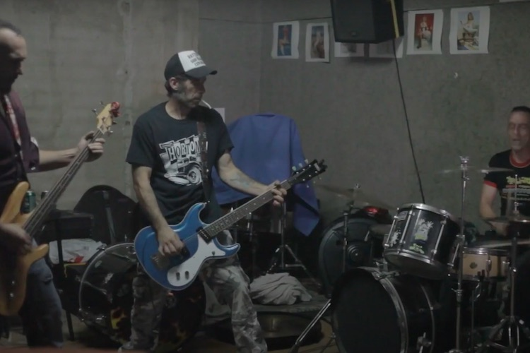 Costa Brava Punk Rock, miniserie retrato de los años noventa