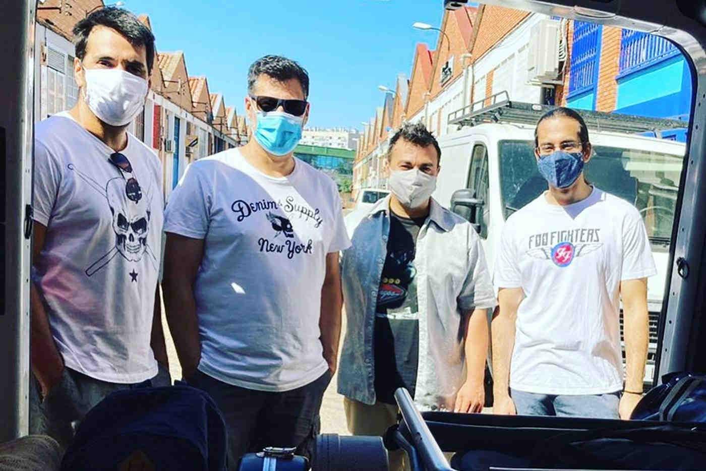 Conciertos seguros en los No-Pilares de Zaragoza