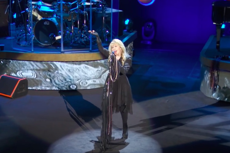 Stevie Nicks estrena hoy documental sobre su exitoso 24 Karat Gold Tour