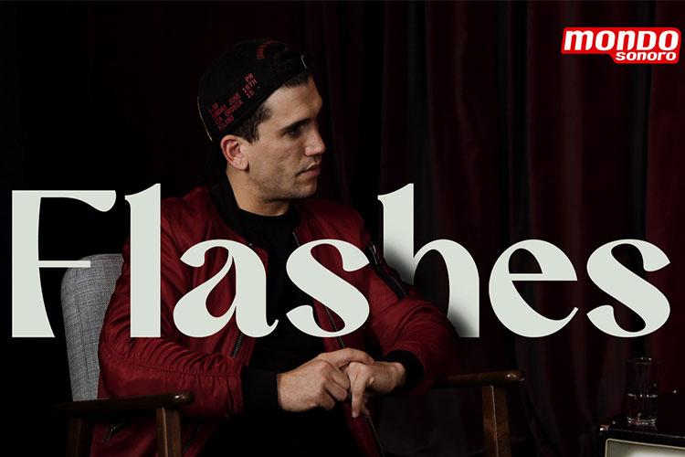 """Estrenamos nuestro videopodcast """"Flashes"""" entrevistando a Jaime Lorente (La Casa de Papel)"""