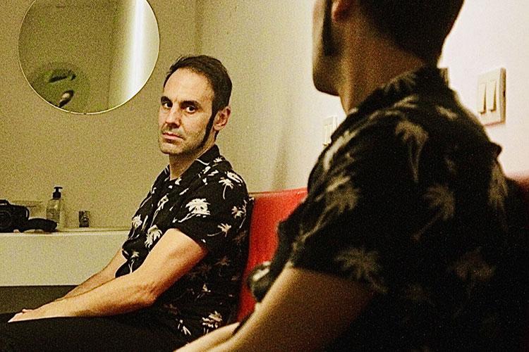 """MadrilianDroid"", adelanto del próximo álbum de Javier Díez-Ena"