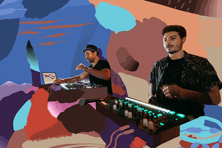 """Estrenamos """"Awake"""", videoclip del dúo argentino de electrónica Kermesse"""