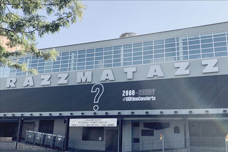 Las salas de conciertos españolas se movilizan con ¿El Último Concierto?