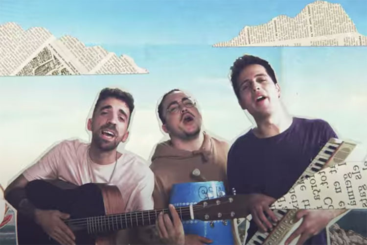 """La reserva de """"Agua"""", álbum debut de Stay Homas, ya está disponible"""