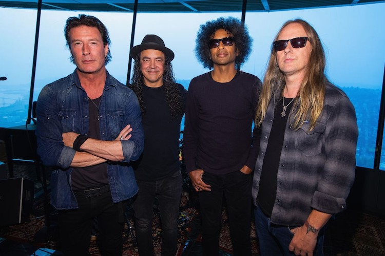 Alice In Chains actuarán en la ceremonia de los premios MoPop