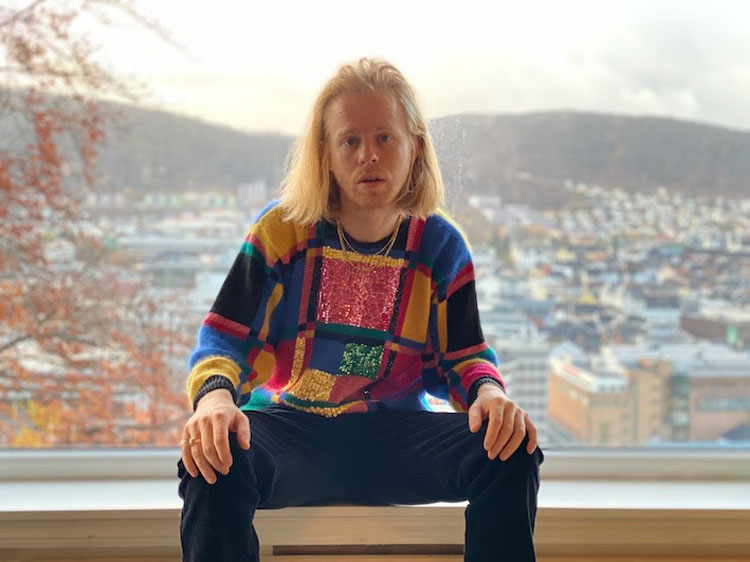 Axel Vindenes (Kakkmaddafakka) estrena nuevo proyecto en solitario