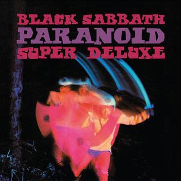 Paranoid (Super deluxe)
