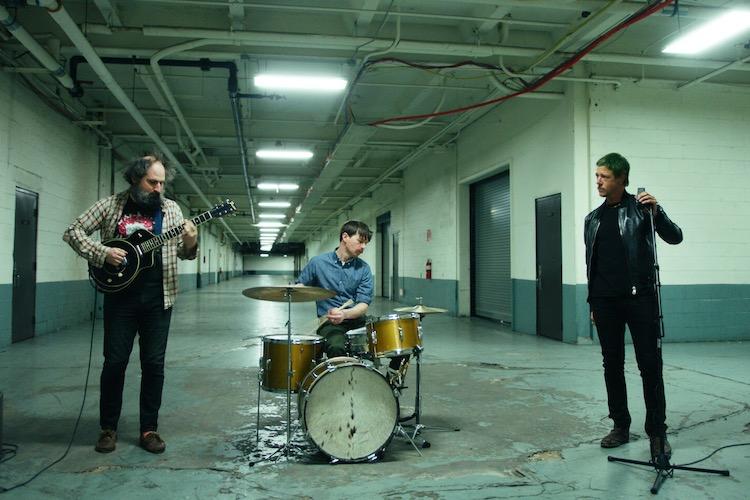 La banda de Paul Banks (Interpol), Muzz, emitirá un directo en streaming