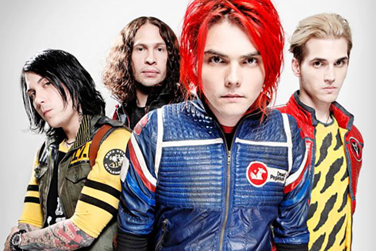 "Diez años de ""Danger Days"" de My Chemical Romance"
