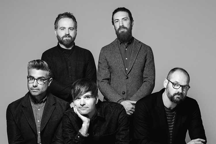 Death Cab For Cutie, EP benéfico con versiones de TLC, R.E.M. y Neutral Milk Hotel