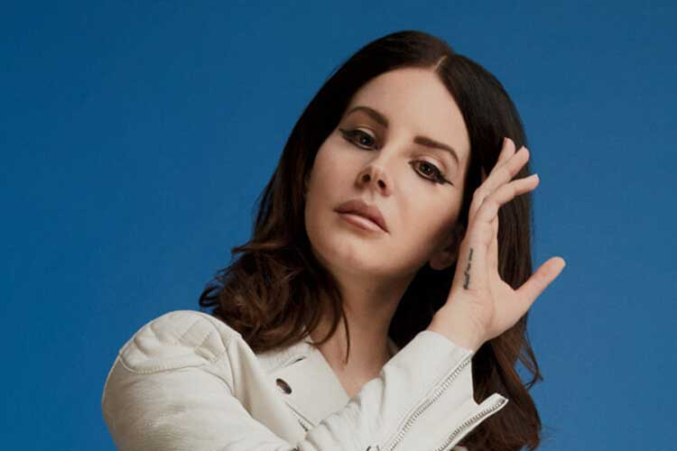 "Lana Del Rey presenta ""Let Me Love You Like A Woman"" en el programa de Jimmy Fallon"