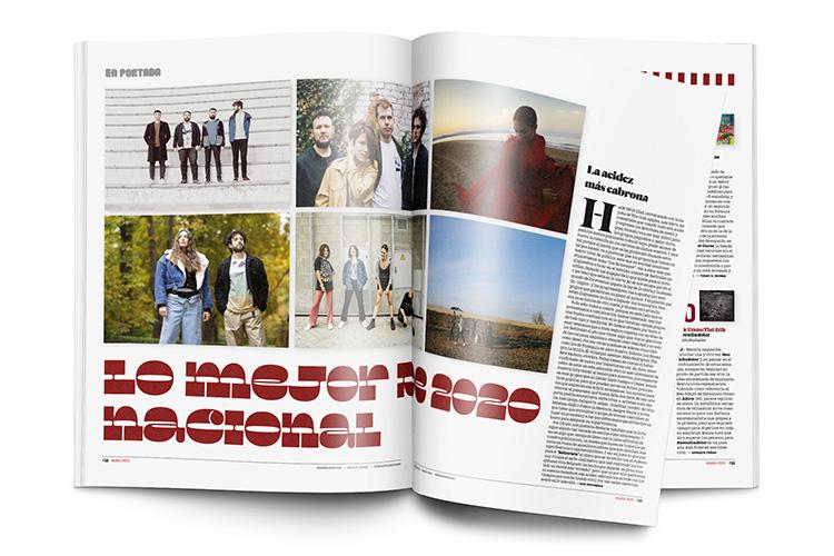 Ya disponible la versión digital de la primera entrega de enero de Mondo Sonoro