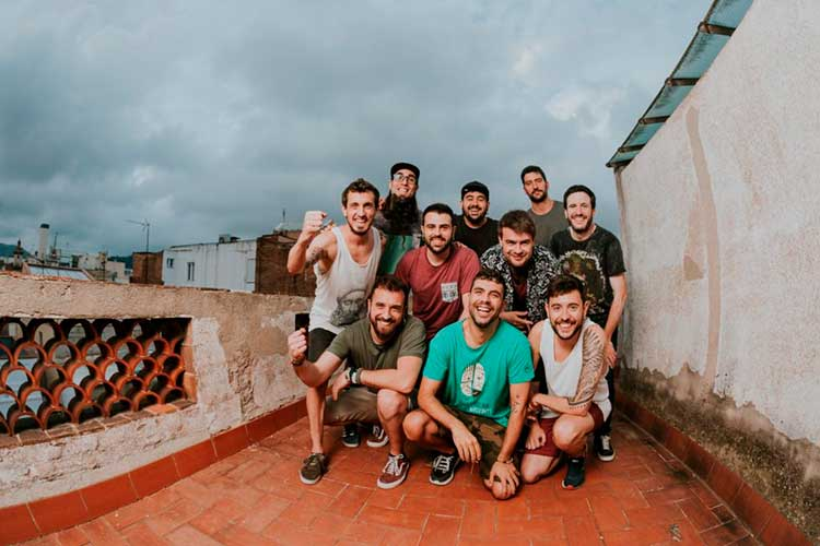"""Txarango suspende la gira """"El Gran Circ"""" y anuncia doble disco a cambio"""