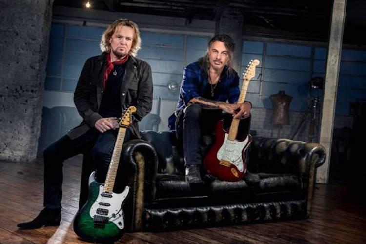 Adrian Smith (Iron Maiden) y Richie Kotzen (Mr. Big y Poison) unen fuerzas en un single
