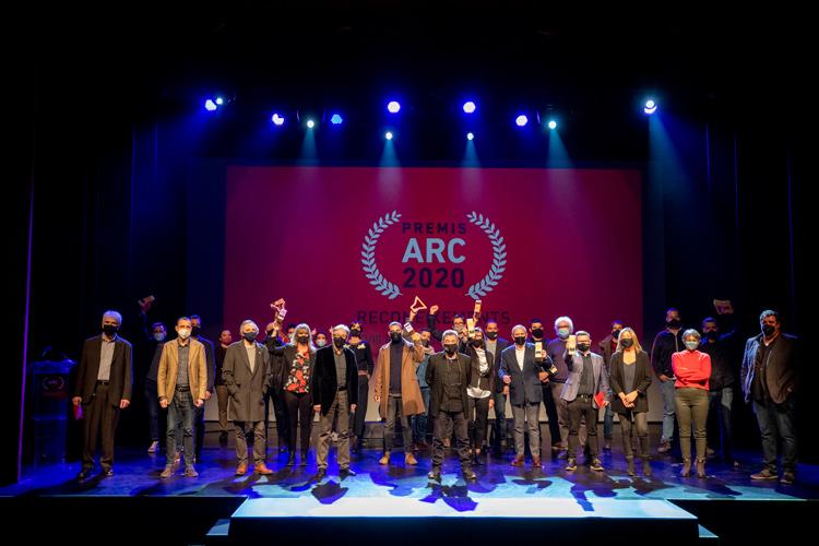 Stay Homas y el Cruïlla XXS, entre los ganadores de los Premis Arc 2020