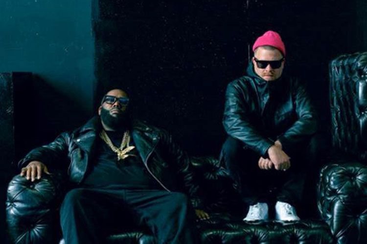 "Run The Jewels y Royal Blood unidos en ""The Ground Below"""