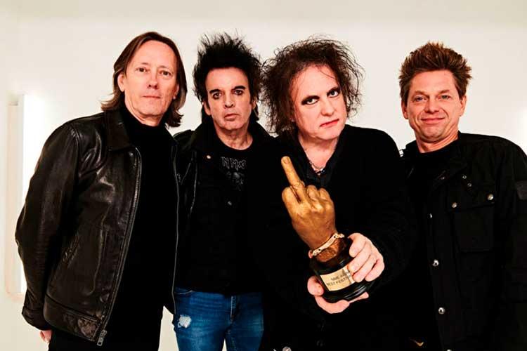 La revista británica Mojo publica un nuevo disco de versiones de The Cure