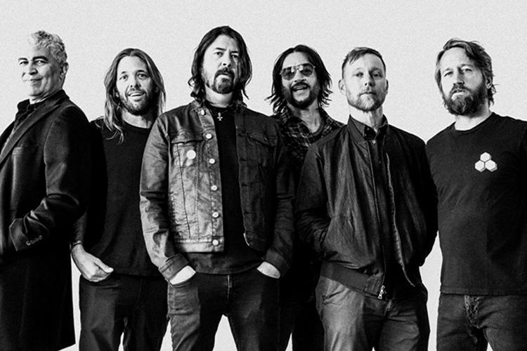 Foo Fighters y Vans lanzan una edición limitada de 25 aniversario