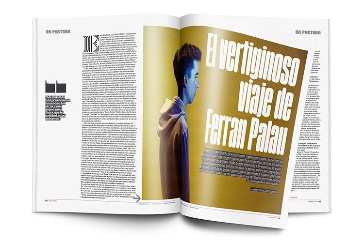 Ya disponible la segunda entrega de la revista Mondo Sonoro de enero