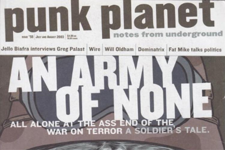 La influyente revista Punk Planet se podrá leer gratis en Internet Archive