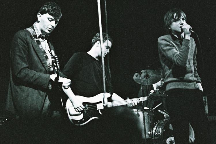 Se publicará de forma oficial un disco en directo de The Fall de 1981