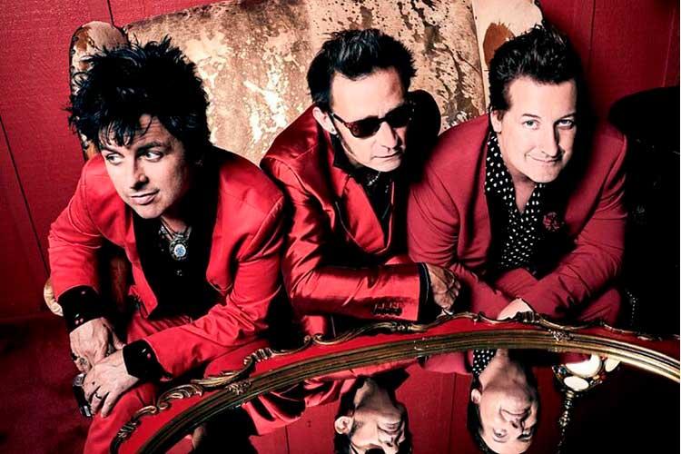 """Green Day presentan su segunda canción de este año, """"Pollyana"""""""