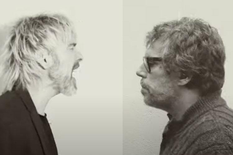 """Shuarma e Iván Ferreiro juntos en el tercer adelanto de """"Trazos"""""""