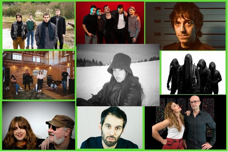 Zarata Express 6/21: Verde Prato, Las Selvas, Zabala, Don Inorrez, The Ribbons, Nuevos Hobbies, TOC, The Young Wait, Altarage…