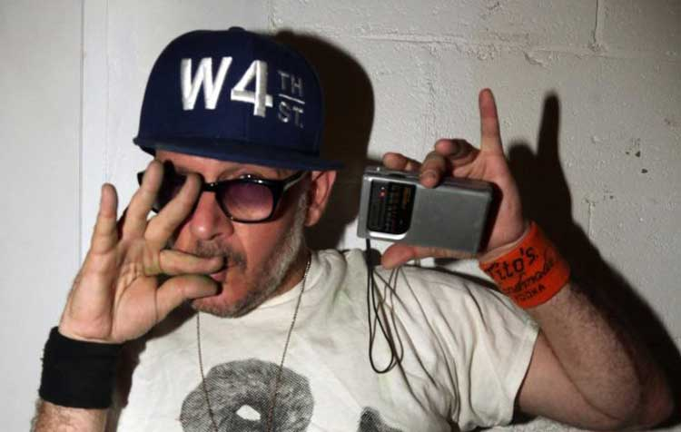 "Muere Ricky Powell, ""cuarto Beastie Boy» e icónico fotógrafo de hip-hop"