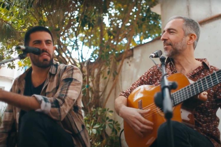 """""""Almas cojonudas"""", single de Dani Tejedor con Adrià Salas (La Pegatina)"""