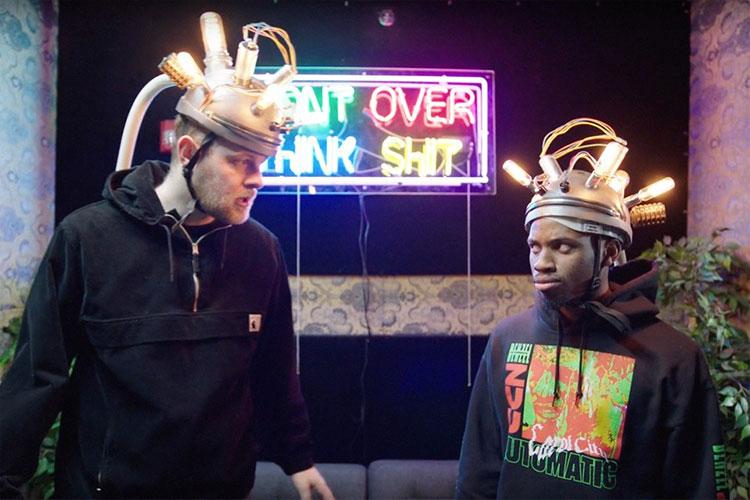 """Denzel Curry y Kenny Beats desbloquean su nuevo álbum """"Unlocked 1.5"""""""
