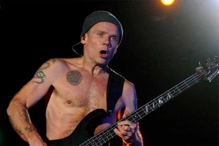"Llegan ""Acid For The Children"", memorias de Flea (Red Hot Chili Peppers)"
