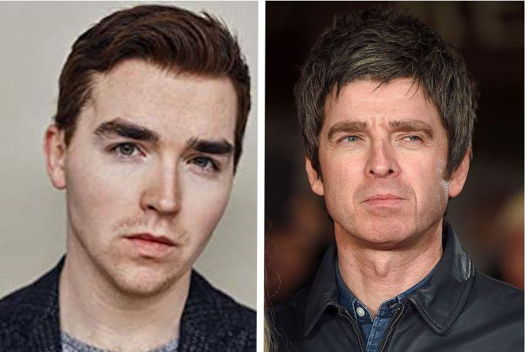 """James McClelland es Noel Gallagher (Oasis) en """"Creation Stories"""""""