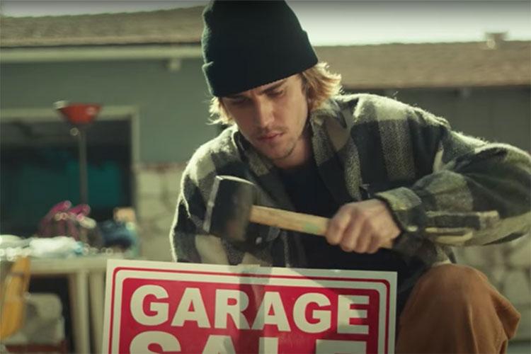 """Justin Bieber lanza un adelanto de su próximo disco, """"Hold On"""""""
