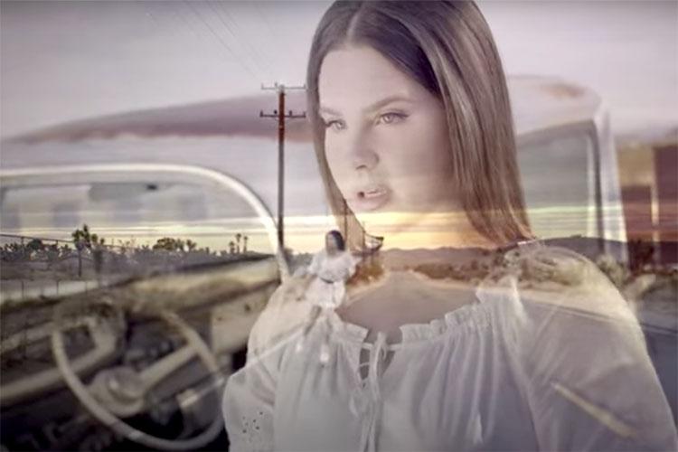 """Lana Del Rey publicará en junio un nuevo álbum, """"Rock Candy Sweet"""""""