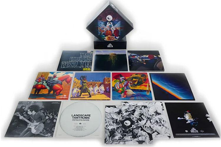 """The Mars Volta anuncian """"La realidad de los sueños"""", caja de 18 vinilos"""