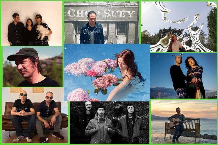 Zarata Express 12/21: Verde Prato, Espanto, Divorce From New York, Arima, Vibora, J'aime, RRUCCULLA…