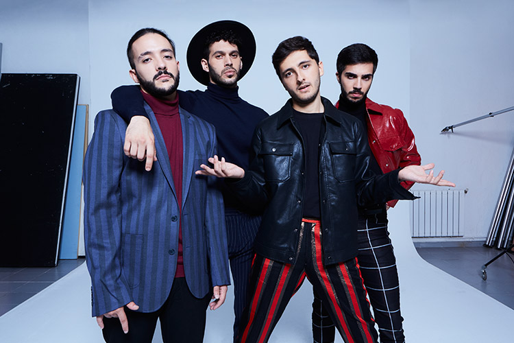 """Arde Bogotá publican """"Millennial"""", segundo single de su álbum """"La Noche"""""""