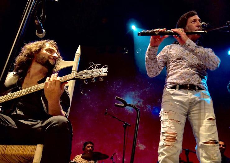 "Cristian de Moret feat Jorge Pardo en ""Solea Groove"""