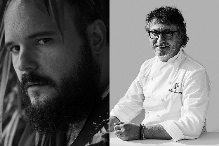 Niño de Elche y el chef Aduriz este domingo en Diálogos de Cocina